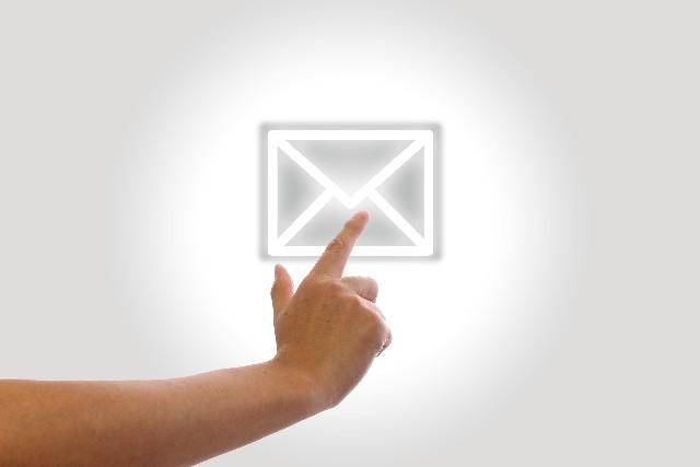 就活でメールを送る
