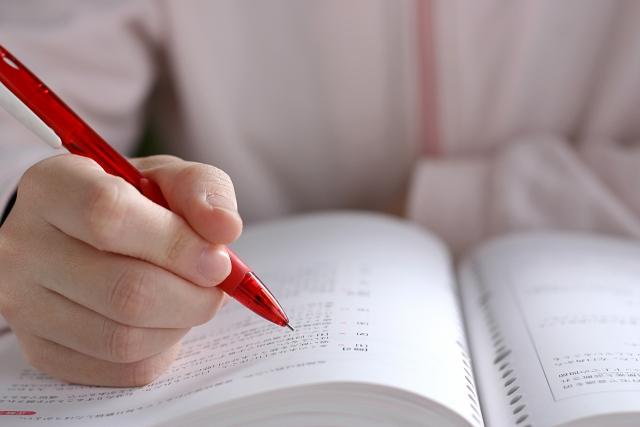勉強 試験 筆記試験
