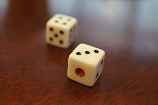 就活はギャンブル